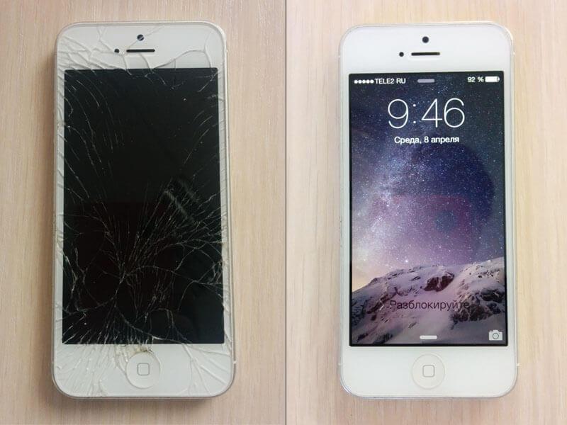 ремонт айфона в минске недорого